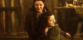 Game of Thrones casamento vermelho