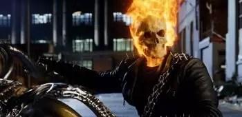 Ghost Rider nicolas cage
