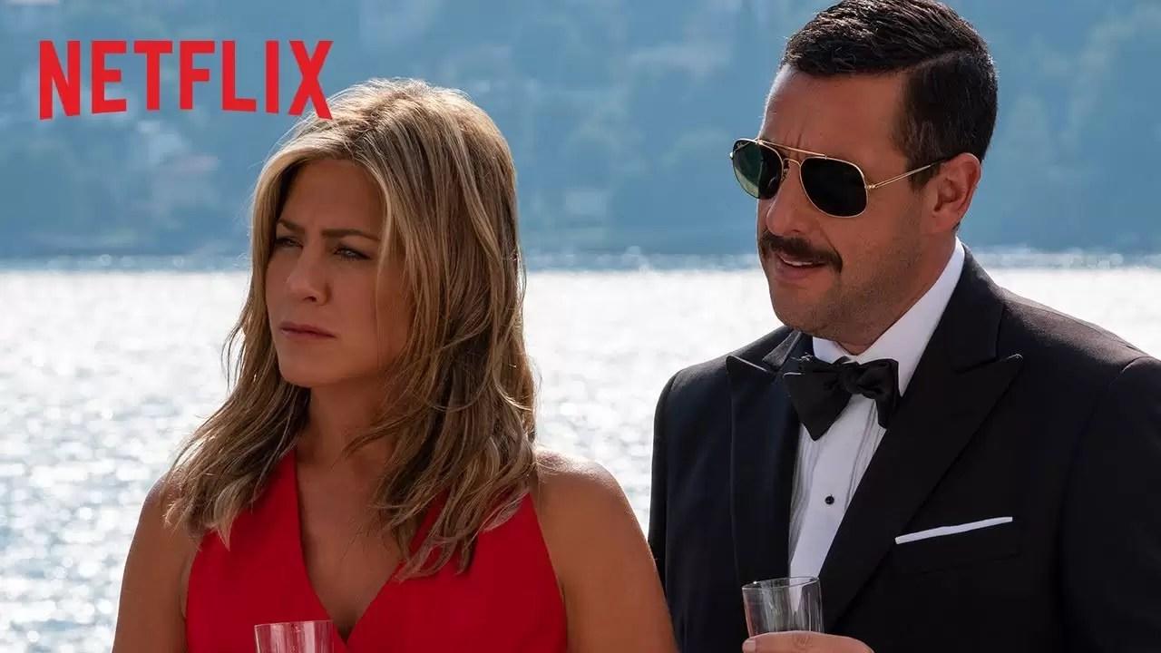 Resultado de imagem para Mistério no Mediterrâneo 2: Netflix está desenvolvendo sequência do filme