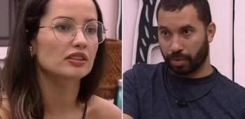 Gilberto fala para Juliette não botar coisas na cabeça para não adoecer