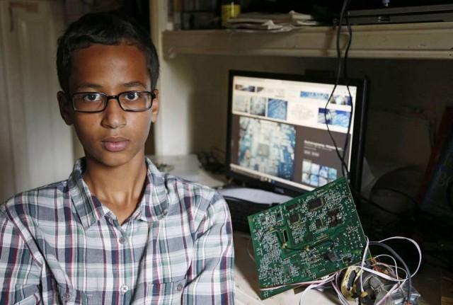 bakat anak #istandwithahmed