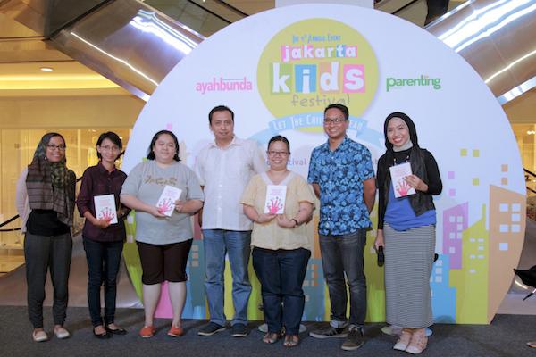 talkhsow dan peluncuran buku bakat bukan takdir karya 3