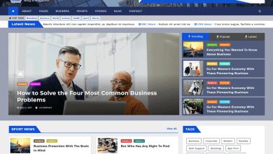 Newsup Ücretsiz Wordpress Blog Teması