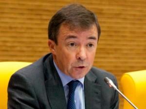José Carrillo,rector de la Universidad Complutense de Madrid