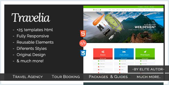 travelia tema para hoteles y viajeros, nómada digital