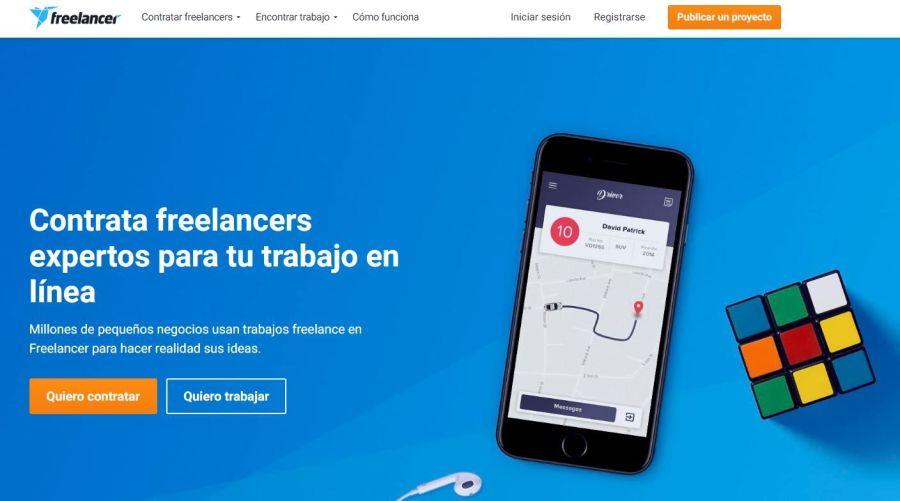 Plataformas freelance en español