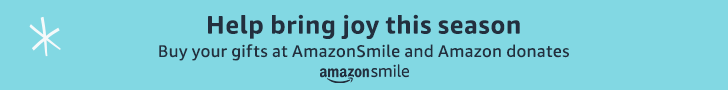 Support TEF by shopping at Amazon Smile!