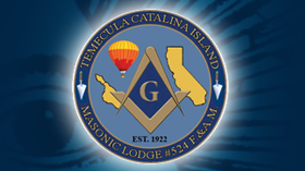 Temecula Catalina Lodge Freemasons California