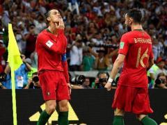 Pasukan Tersingkir, Senarai Penjaring Piala Dunia 2018