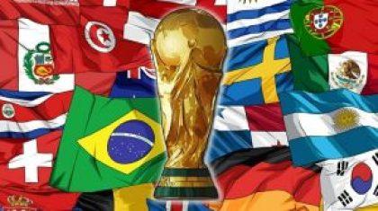 Penjaring Piala Dunia 2018