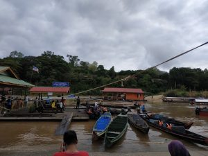 Kepala Air Sungai Tembeling