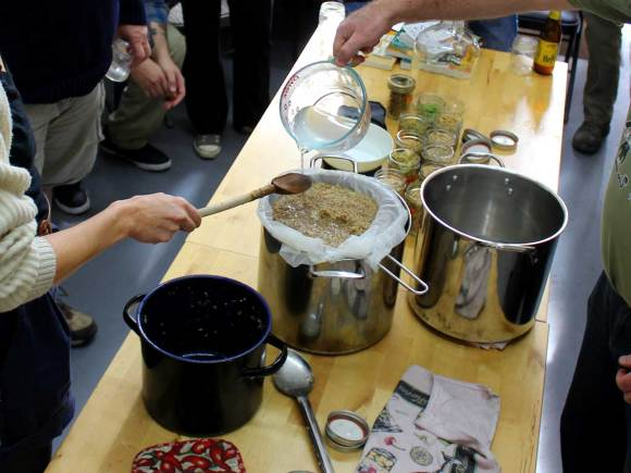 stovetop brewing class