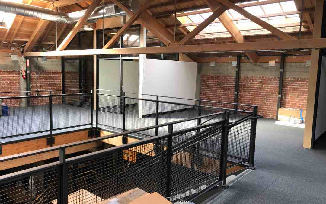 Temescal Works Update: New Construction and Conference Rooms