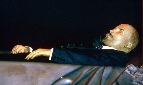 Mummia di Lenin