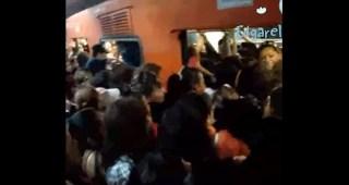 Metro de Japón vs México   YouTube