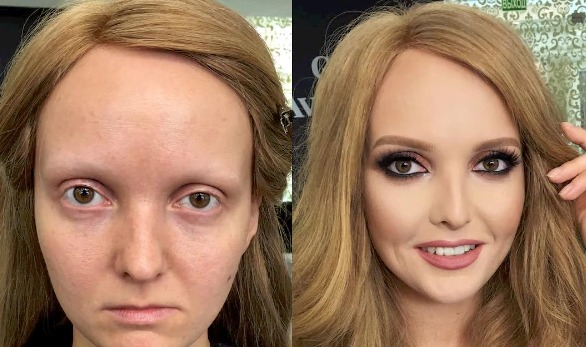 12 Women Experience The Amazing Power Of Makeup