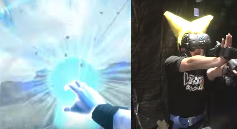 画像 東京にオープンした体感型VRスペースでかめはめ波が打てるぞ!ワクワクすっぞ!