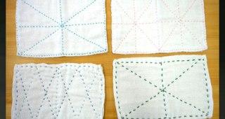 保育園や幼稚園の雑巾が「手縫い」に指定されていた理由にホッコリ納得♪