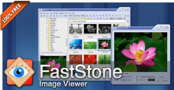 تحميل برنامج عارض الصور فاست ستون FastStone | تيمو سوفت