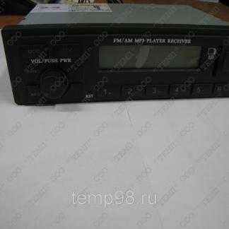Автомагнитола FM/AM MP3, 24V 3775510-C0100 DONGFENG Донг Фенг Донгфенг