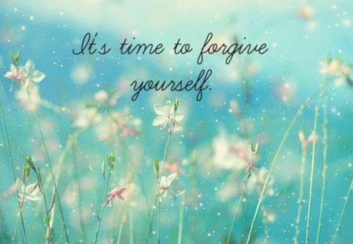 Image result for i forgive myself