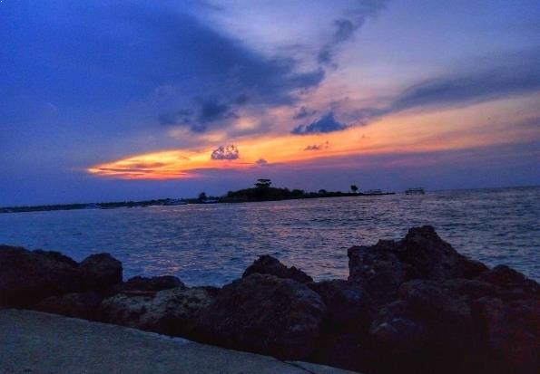 Harga Tiket Masuk Pantai Marina Semarang 2017 dan Fasilitas
