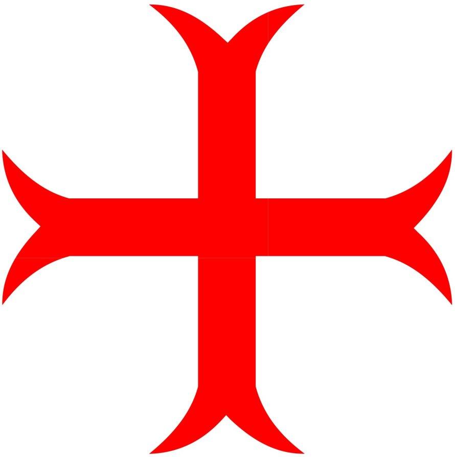 Mantelkreuz des Deutschen Tempelherrenordens