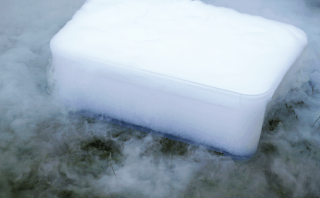 Does Dry Ice Keep Things Cold?