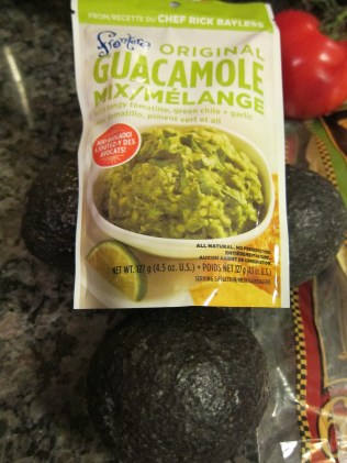 It seems to want to get to know the avocados better.