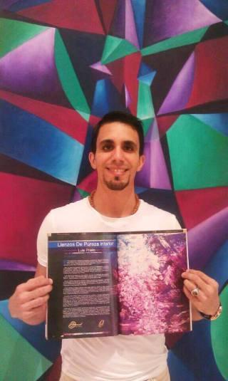 Caracas-born Guangzhou-living Luis Prieto