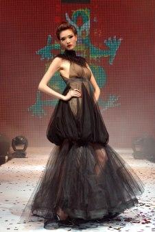 Lu Kun at Shanghai Fashion Week