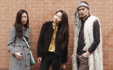 Shanghai's fabu fashion blogging squad