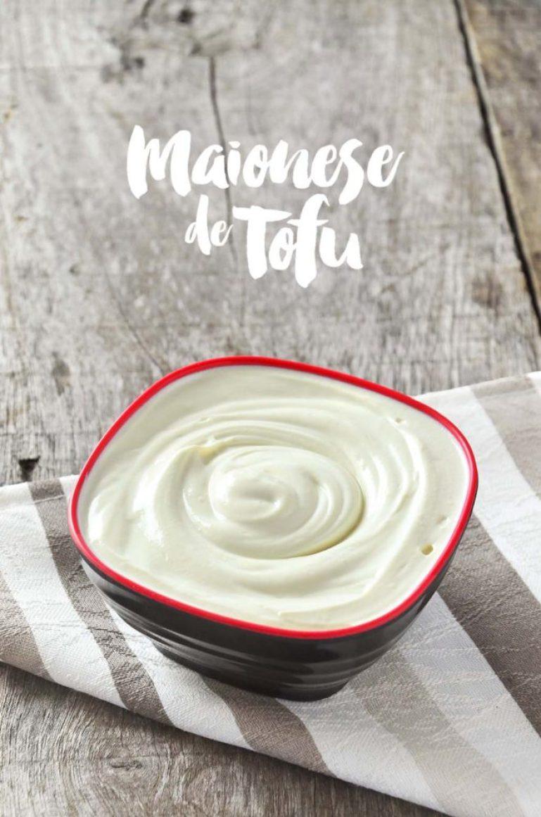 Maionese de tofu