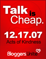 talk is cheap graphic