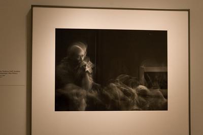 portrait at a concert, national portrait gallery