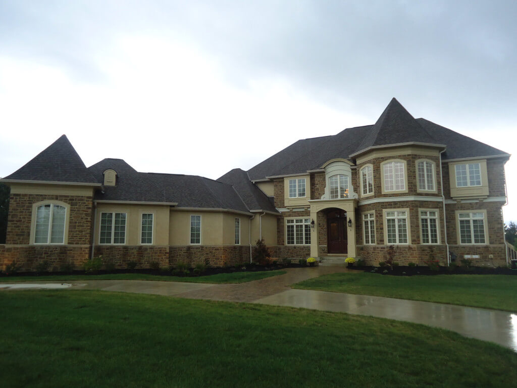 Custom home builders central ohio for Home builders in ohio on your lot