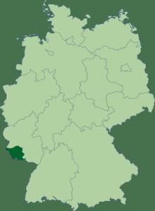 Germany - Lage_des_Saarlandes (Wiki-En)