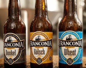 Franconia Beers (Examiner-FB)