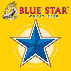NorthCoast BlueStar Label - northcoastbrewing-com
