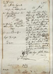BeerGarden - Rescript_Max_I_Joseph_1812-01-04