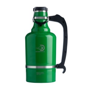 DrinkTanks-Beer-Growler-128-Gloss-Green