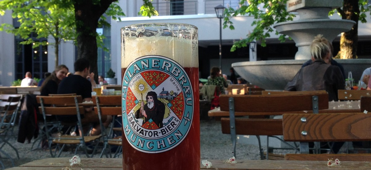Munich's Beer Gardens East and West of the Isar
