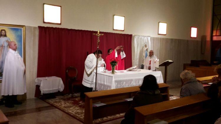 I Templari Cattolici D'Italia alla festività patronale di San Giusto a Trieste.