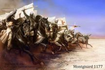 Montgisard - a great Templar victory