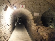 Templar tunnel