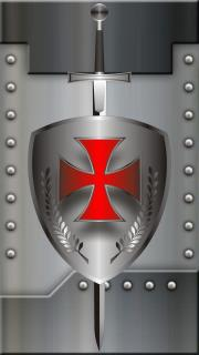 The steely determination of Templars!