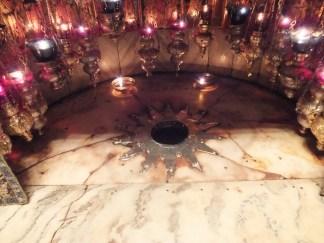 Where Jesus was born