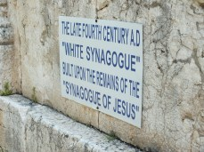 The Synagogue of Jesus