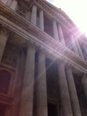 Sunlight on St Paul's