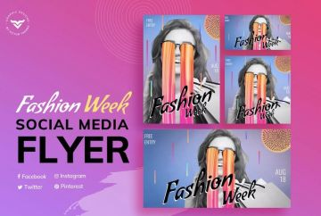 Fashion Social Media Template7